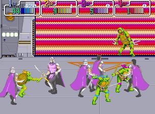 Cena de batalha e o Raphael... Bem... Não, não está apanhando... Está estudando o ataque!