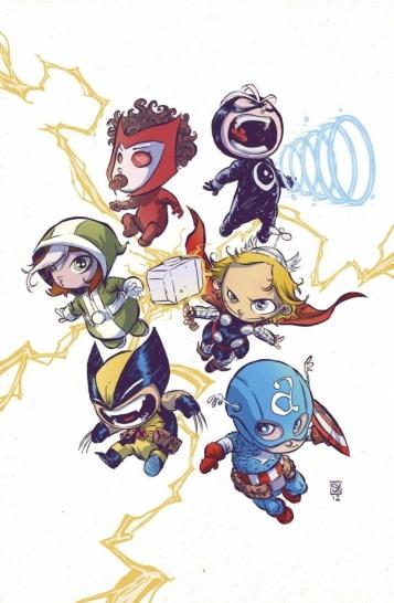 skottie-young-uncanny-avengers-variant