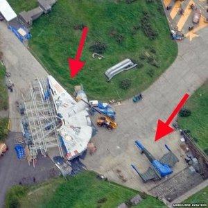 Millenium Falcon e X-Wing